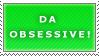 Da Obssessive by MrFimbles