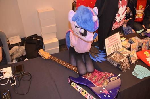 Twilight's guitar