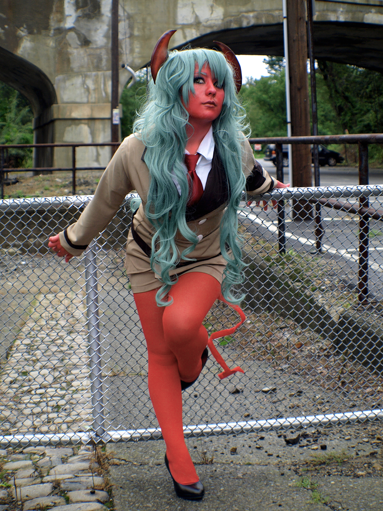 Scanty and Kneesocks VII by RaquelQuiros