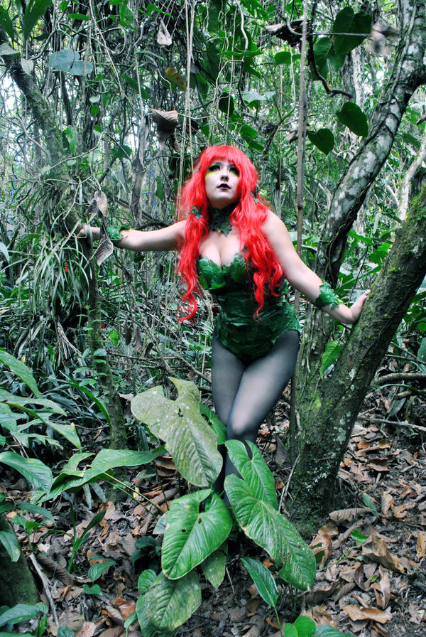 Poison Ivy X by RaquelQuiros