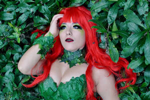Poison Ivy XI by RaquelQuiros