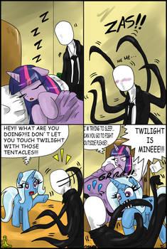 Twilight vs Slenderman