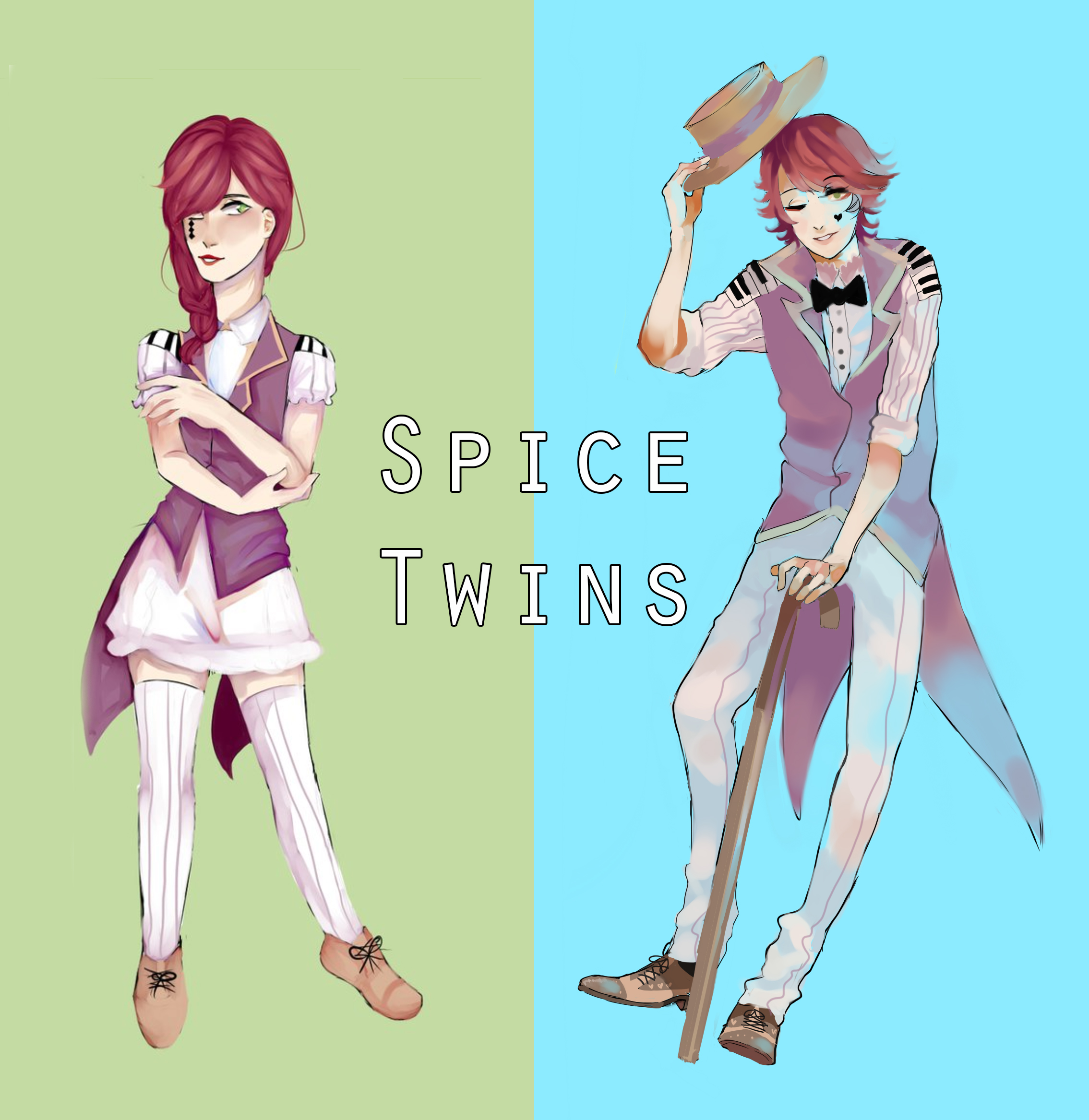 Spice twins pic 73