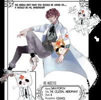 RENOCTIS : mmeeEEDIIICCC by Evimo