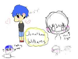 Jonathan Williams| TCCP by LizzyDoesDrawing