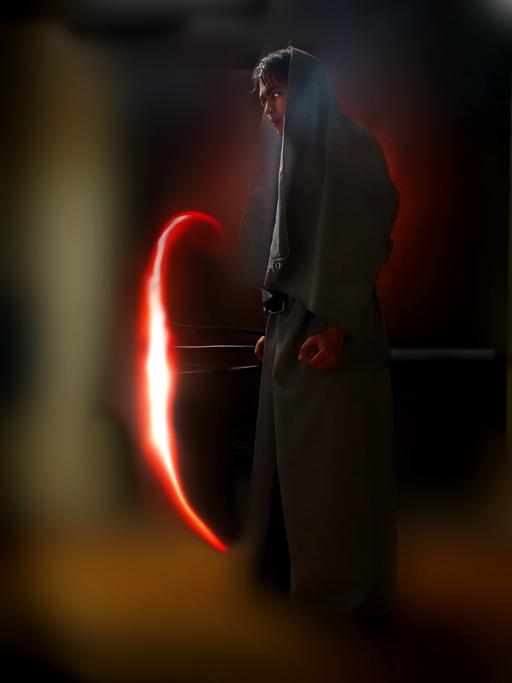 Scythe of the Sith by DeathHealer