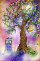 Mother of Tardis by exlinum