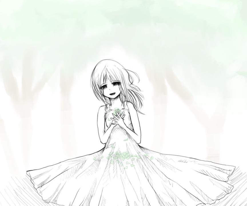 Leaves (WIP?) by Yirina
