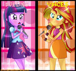 -Dueling Voices-