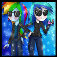 -We are SWAG- by VixelZF