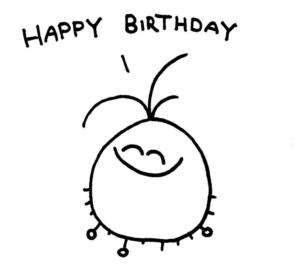 Happy birthday by Jompie