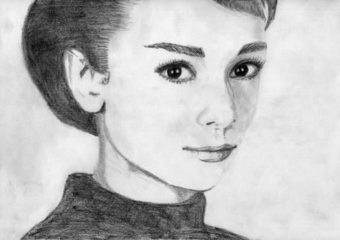 Audrey Hepburn #1