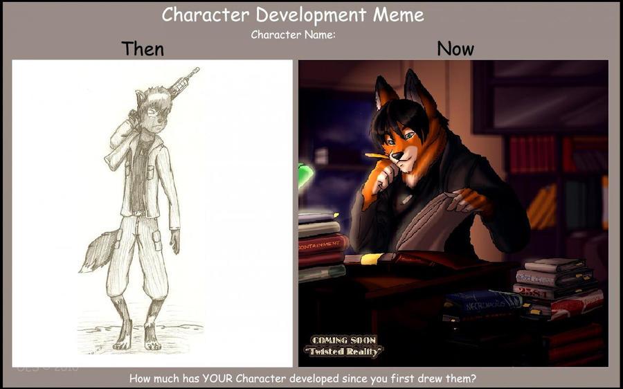 Character Growth Meme