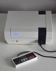 Nintendo Entertainment System Mod by Calvrp