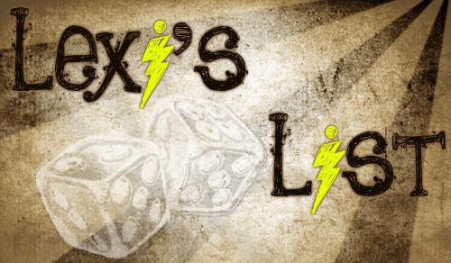 Lexi's List by Jaeyna