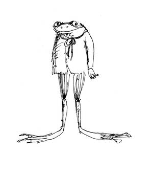 'frog' I