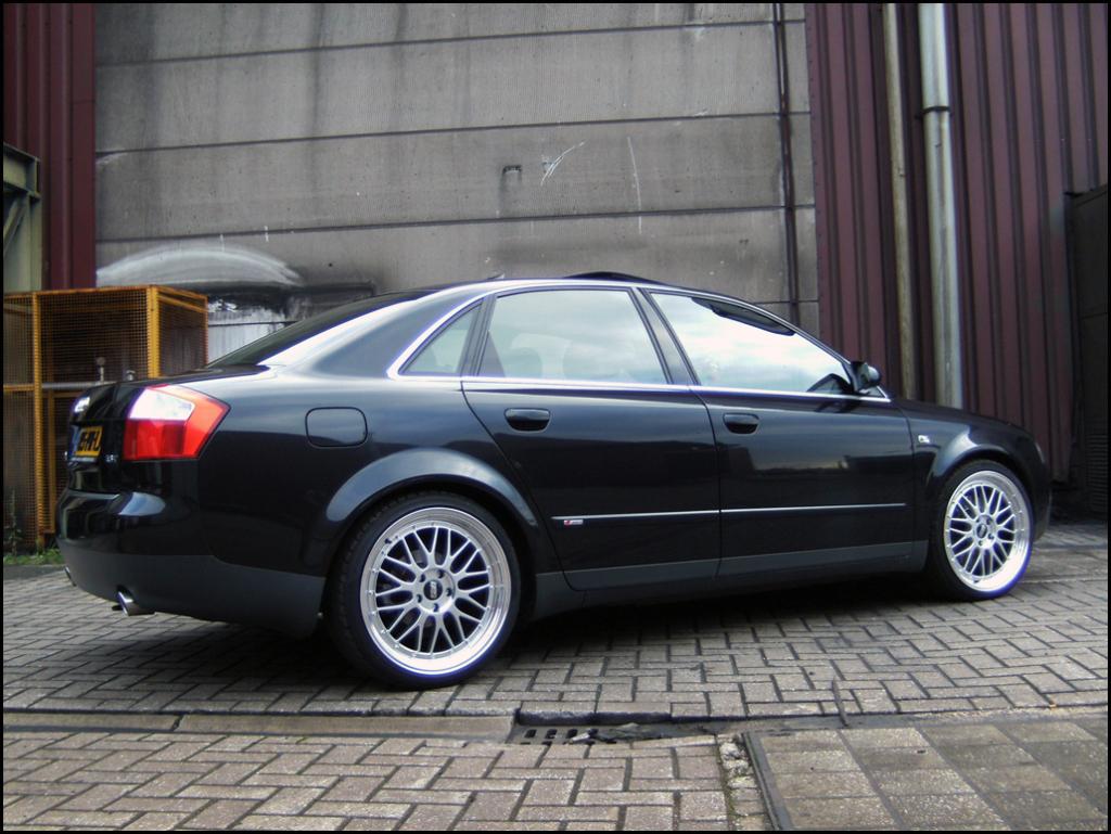 A4 S LINE 2004