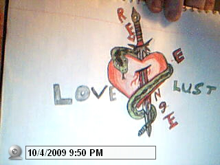 Love, Lust, Revenge by mecha91