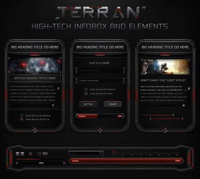 Terran High-Tech Information Box