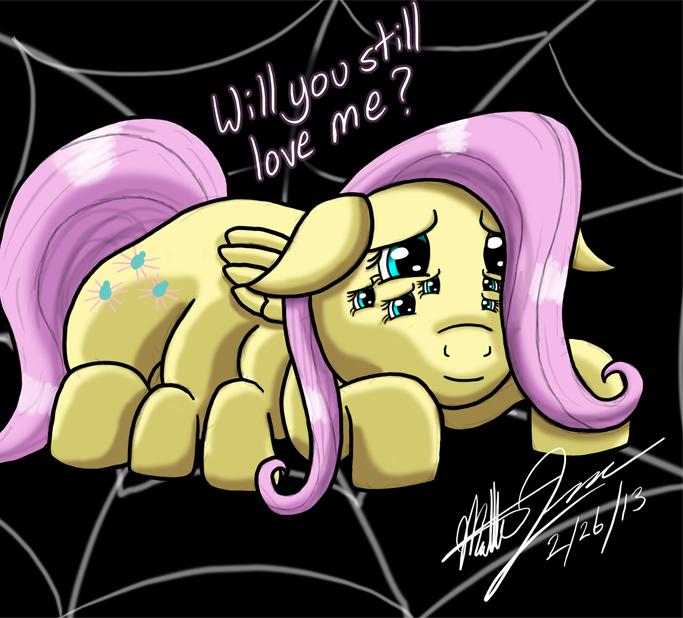 Spidershy by godzilla3092