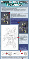 Mecha Drawing Tutorial