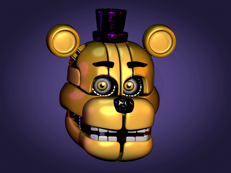 First decent attempt on a funtime-Funlock Fredbear by