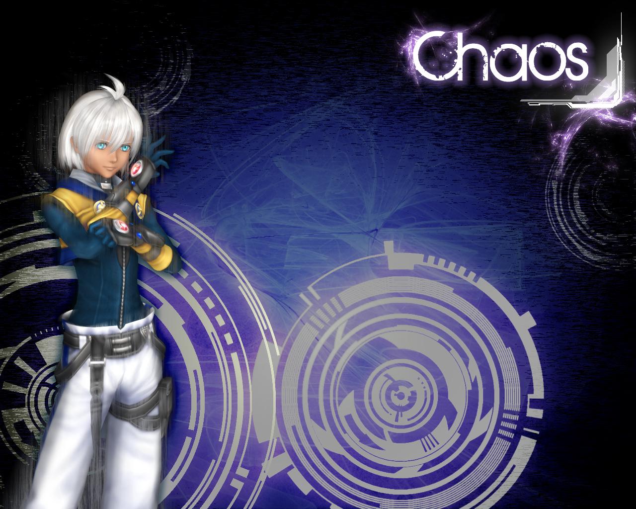 Xenosaga Chaos