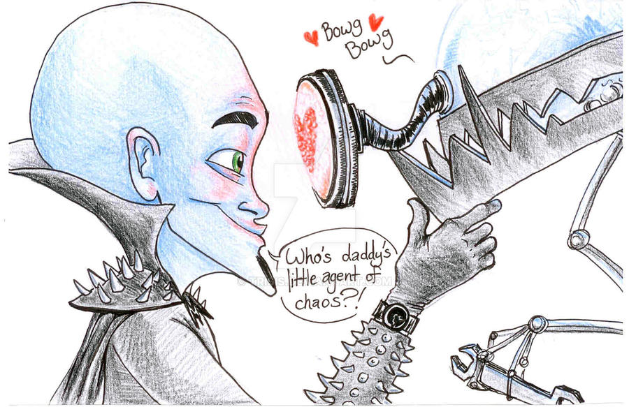 Megamind Ustream 2 by trisis on DeviantArt