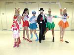Sailor Senshi Tokyo in Tulsa 2014