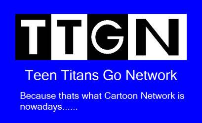 Teen Titans Go Network by MegatronDX