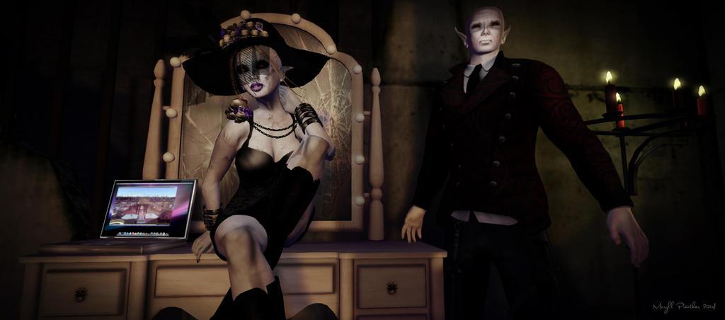 The Beautiful People Clan Nosferatu by MeryllPanthar