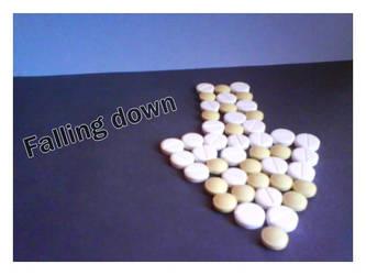 Falling down,.. by sweet-death17