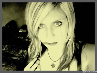Me,..again.. by sweet-death17