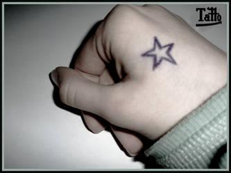 Tattoo-star by sweet-death17