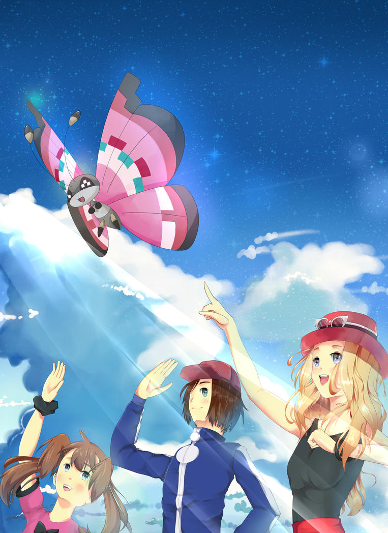 - Start of a new generation -Pokemon XY by xXMayuMayuXx