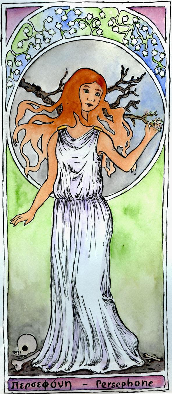 Persephone by Contessa-Corvulus
