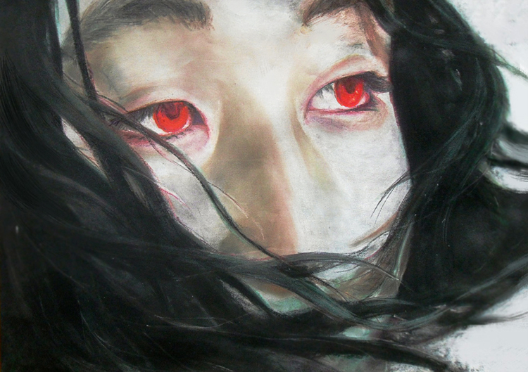Red Eyes by J00se