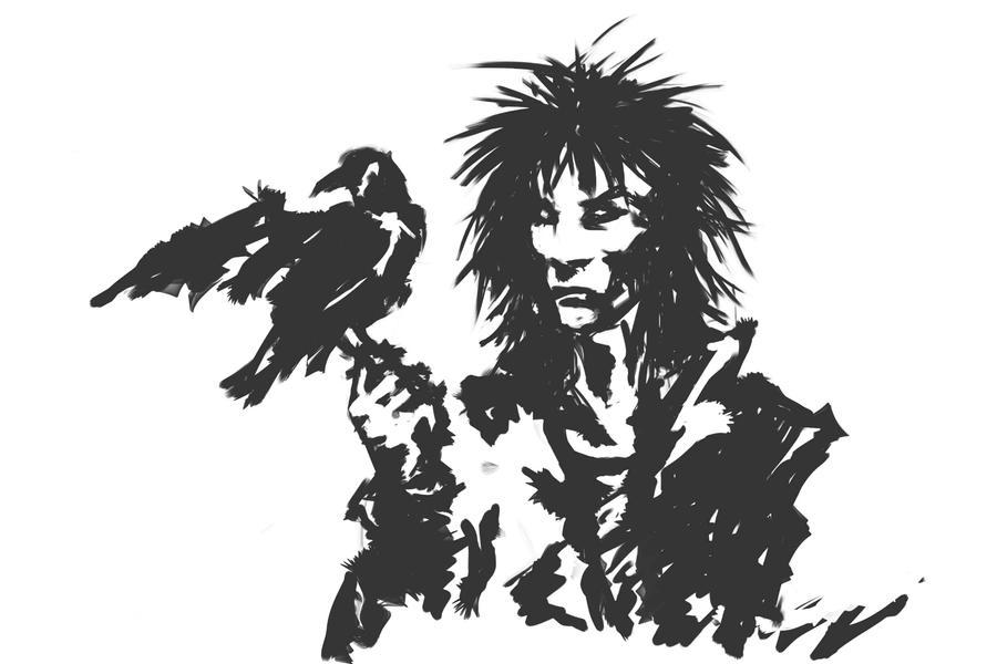 Ally (The Sandman) by Bast-Imret