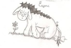 Sketches of Eeyore