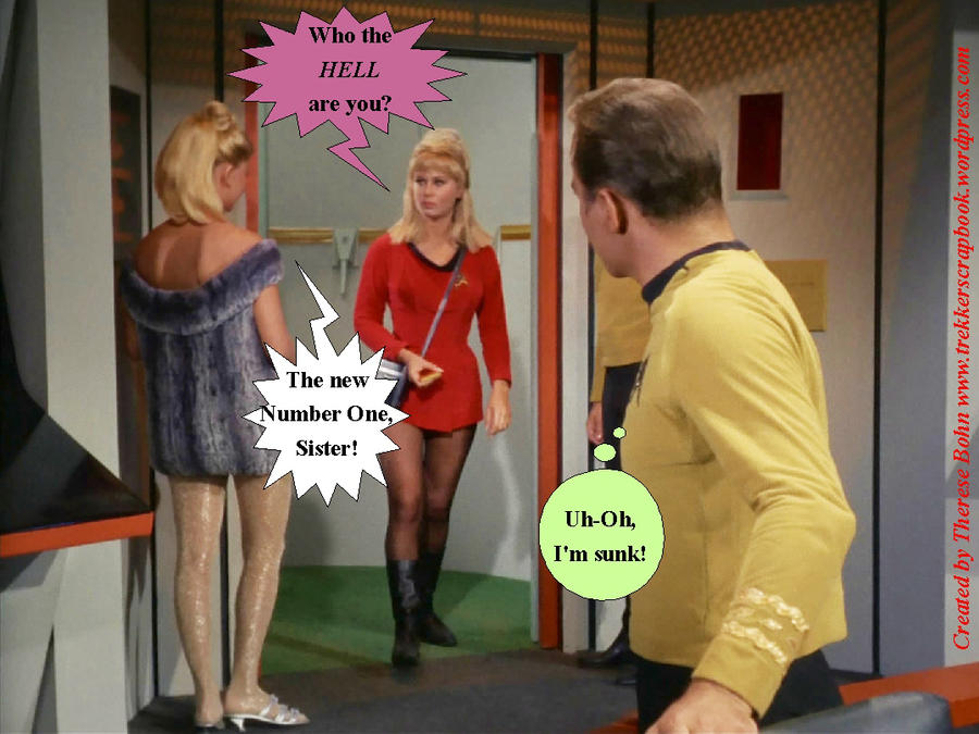 The Last of Janice Rand by Therese-B
