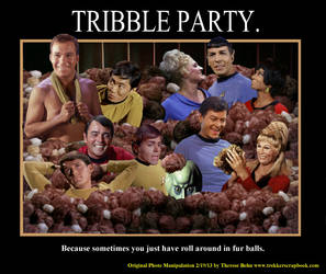 Tribble Party! by Therese-B