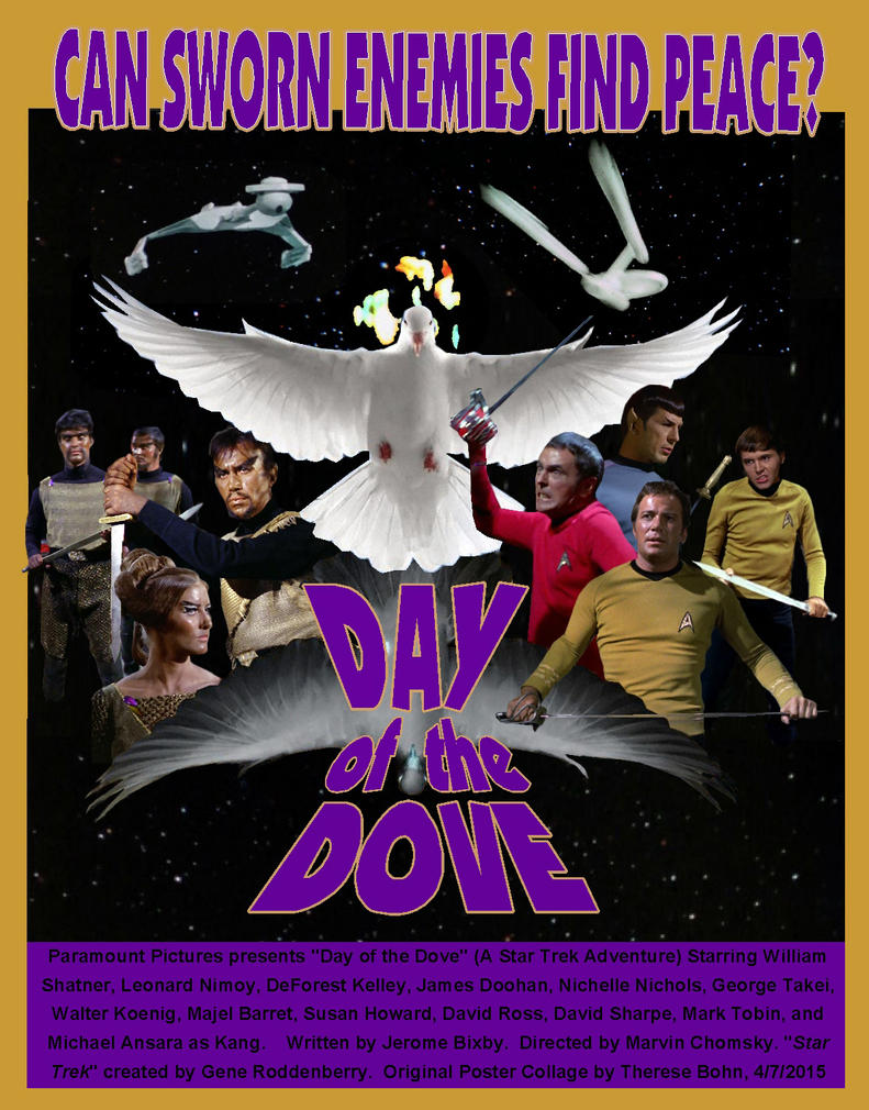 #65 Day Of The Dove by Therese-B