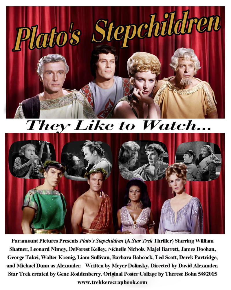 #66 Plato's Stepchildren by Therese-B