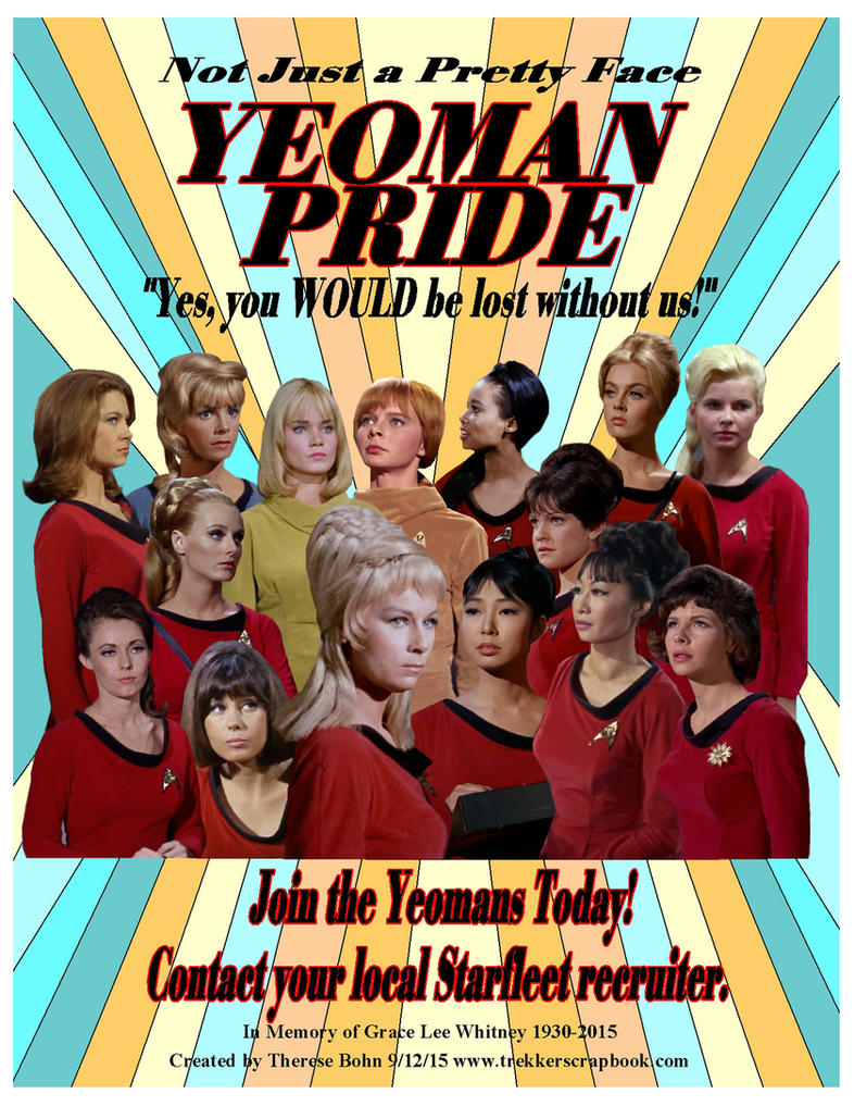 Yeoman Pride! by Therese-B