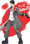 kill Dante! by zipskyblue