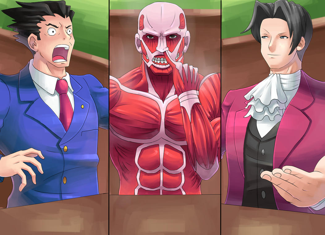 COLOSSAL TITAN IS A WITNESS! by zipskyblue