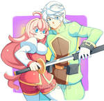 AKIRA AND MEREDITH 1