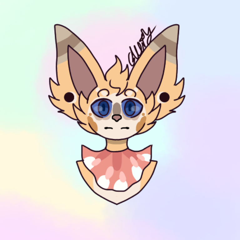 Owed art for Circuit Roo on Furry Amino by GreenLeaf327 on
