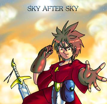 Sky After Sky Illustration by ulti19