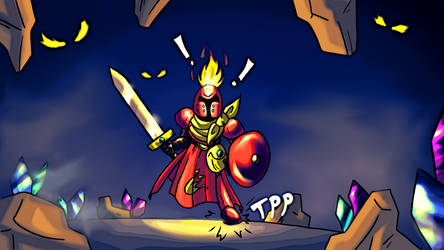 Sir Torch Complete Cave by ulti19